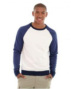 Hollister Backyard Sweatshirt-XL-White