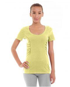Juliana Short-Sleeve Tee-XL-Yellow