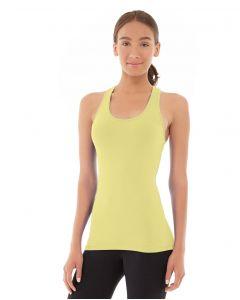 Chloe Compete Tank-XL-Yellow